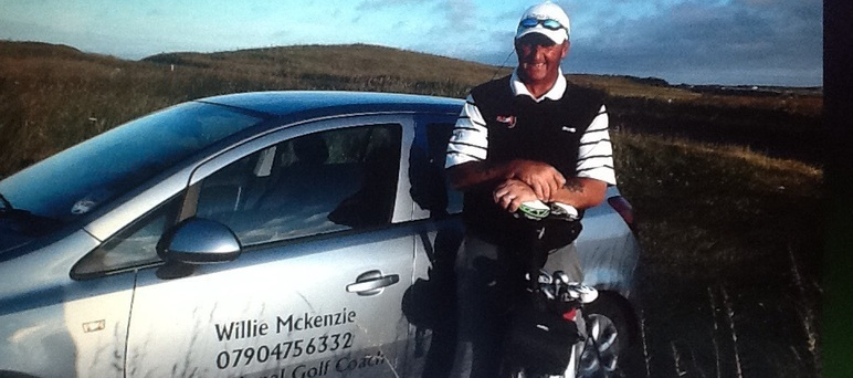 WLM Golf Academy - Willie Mckenzie