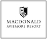 New macdonald aviemore logo black