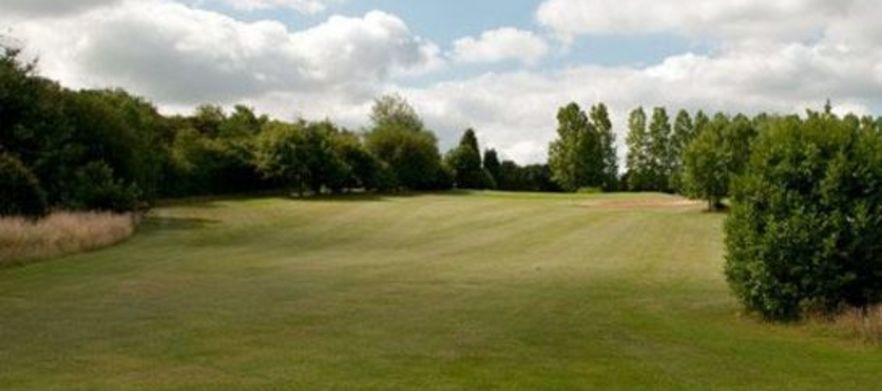 Breedon priory golf club 11th
