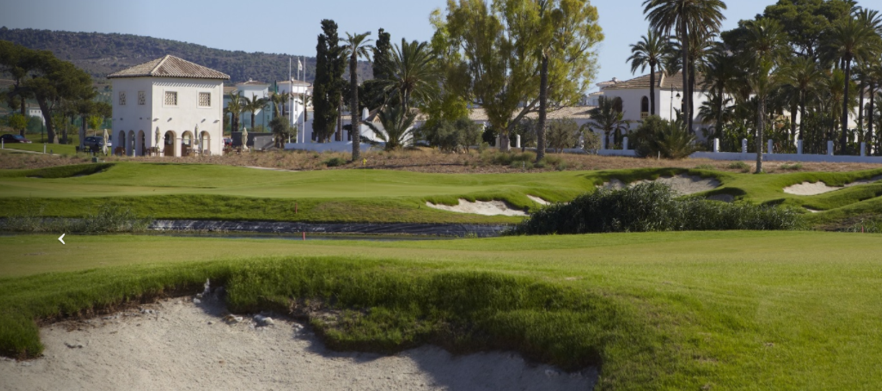 Golfing Holidays Spain