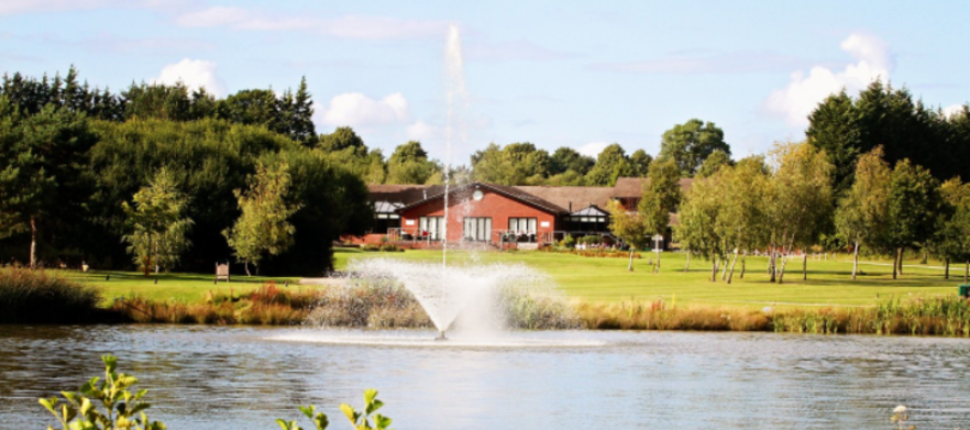 Calderfields Hotel Golf & Country Club