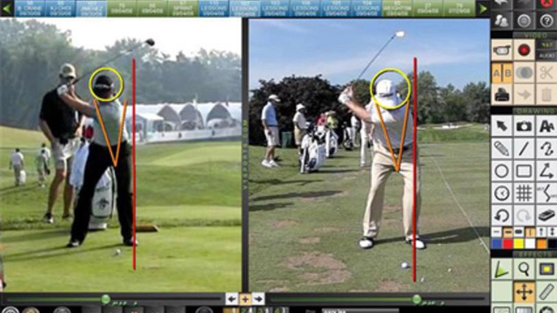 V1 compare screen