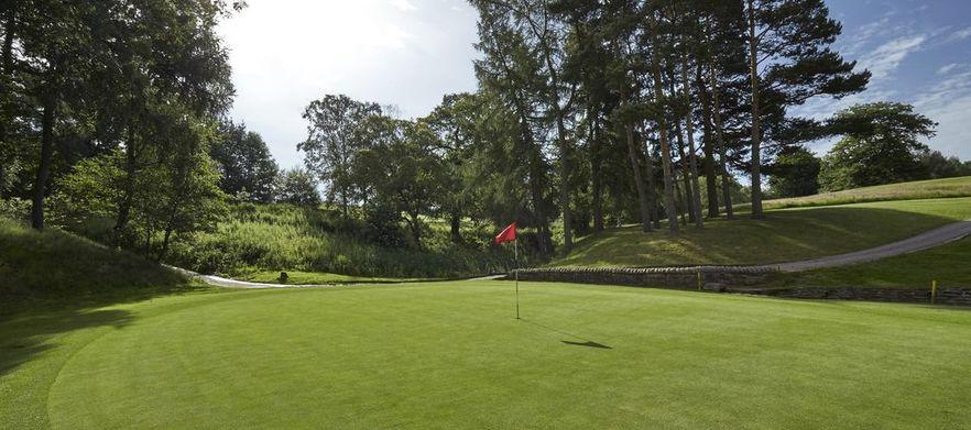 The Shrigley Hall Hotel Golf & Country Club