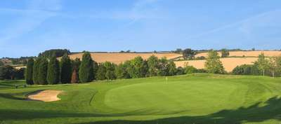 Staverton park golf club 8