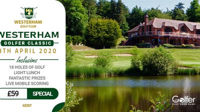 Westerham golfer classic