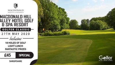 Macdonald hill valley golf deals group