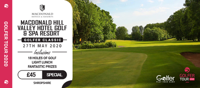 Macdonald hill valley golf deals group