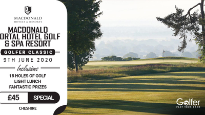 Golf deals group macdonald portal hotel golf spa resort