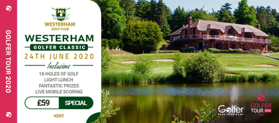 Golf deals group westerham golfer classic