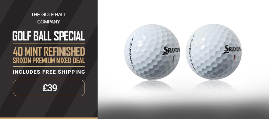 Golf deals group the golf ball company srixon