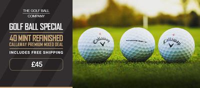 Golf deals group golf ball company callaway
