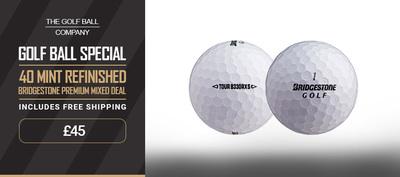 Golf deals group golf ball company bridgestone