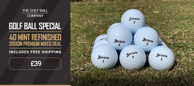Golf deals group golf balls 3 srixon