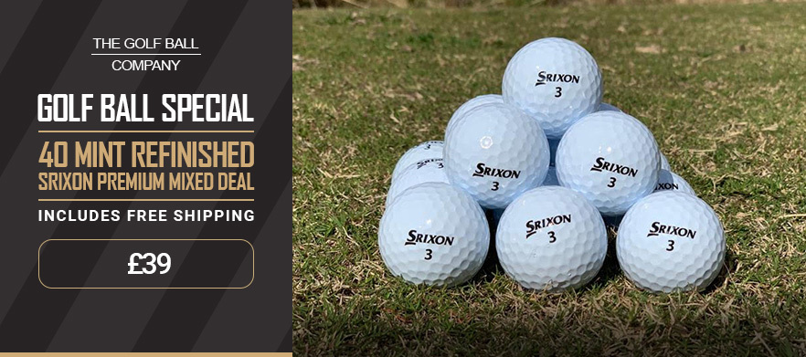 Golf deals group golf balls 3 srixon