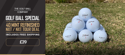Golf deals group golf balls 4 nxt
