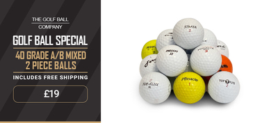 Golf deals group 2 piece balls