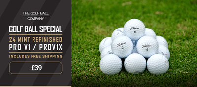 Golf deals group the golf ball company cover