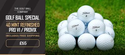 Golf deals group golf balls