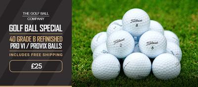 Golf deals group golf balls prov1