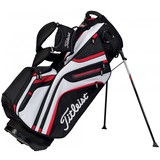 Titleist 14 way stand bag 2015 black white red